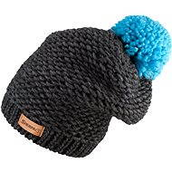 Sherpa Fiona Gray turquoise - Winter hat