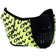 OW Maya Facial Mask Black / Yellow - Car Accessories