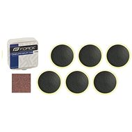 Force sticking - self-adhesive patches, 6 pcs - Gluing