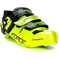 Force tretry Road Carbon, fluo-black 41 - Spikes