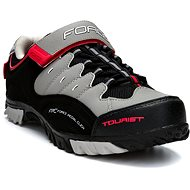 Force tretry Tourist, black-gray-red 40 - Spikes
