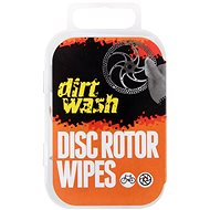 Dirtwash cleaning cloths for disc brakes - Wet Wipes