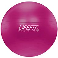 Lifefit anti-burst 65 cm, bordó - Gym Ball