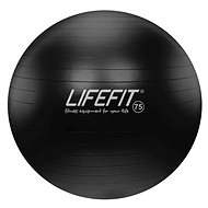 Lifefit anti-burst 75 cm, černý - Gym Ball