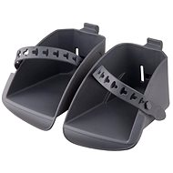 Polisport Koolah and Boodie Replacement Footrests, dark gray - Accessory