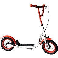 """Olpran A2 - 12 """"white / red - Scooter"""