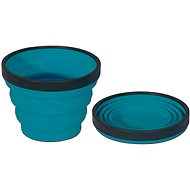 Sea to Summit X-cup Pacific Blue - Dinnerware