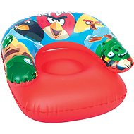 Inflatable armchair - Angry Birds, 76x76 cm - Inflatable Attraction