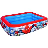 Inflatable Pool Rectangular Spiderman - 201x150x51 cm - Inflatable Pool