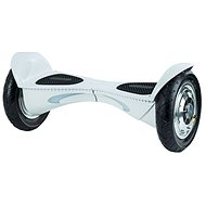 Hoverboard Offroad Auto Balance System + APP + BT White - Hoverboard