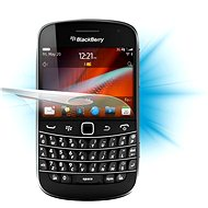 ScreenShield for the Blackberry Bold 9900 on the phone display - Screen protector