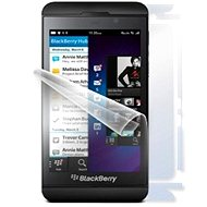 ScreenShield for the Blackberry Z10 on the entire body of the phone - Screen protector