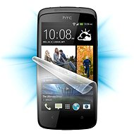 ScreenShield for the HTC Desire 500 on the phone display - Screen protector