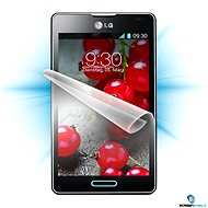 ScreenShield for the LG Optimus L7 II (P710) on the phone display - Screen protector