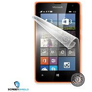 ScreenShield for Nokia Lumia 532 on the phone display - Screen protector
