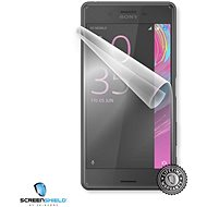 ScreenShield for Sony Xperia X Performance on the phone display - Screen protector