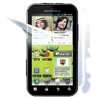 ScreenShield for Motorola Defy + on the entire body of the phone - Screen protector