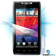 ScreenShield for Motorola Droid Razr to the entire body of the phone - Screen protector
