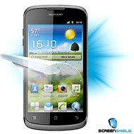 ScreenShield for Huawei Ascend G300 (U8815) on the phone display - Screen protector