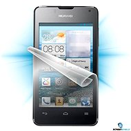 ScreenShield for Huawei Ascend Y300 on the phone display - Screen protector