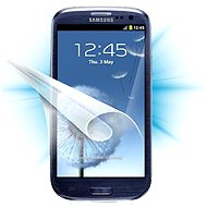 ScreenShield for the Samsung Galaxy S3 (i9300) on the phone display - Screen protector