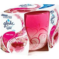 GLADE would Brise Only Love 120 g - Candle