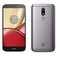 Lenovo Moto M Dark Gray - Mobile Phone