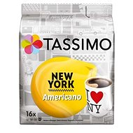 TASSIMO NEW YORK AMERICANO 128G - Coffee Capsules