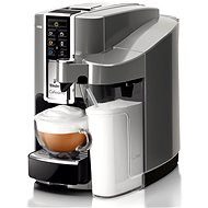 Tchibo Cafissimo LATTE Argento - Capsule Coffee Machine