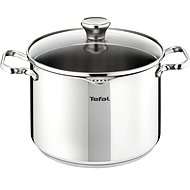 Tefal Tall Pot 22cm with Lid Duetto A7057984 - Pot