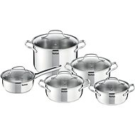Tefal Uno Pot Set A701SC84 (10 pcs) - Pot Set