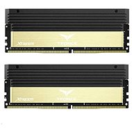 T-FORCE 16GB KIT DDR4 4000MHz CL18 XTREEM golden series - System Memory