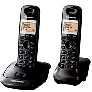 Panasonic KX TG2512FXT DECT DUO - Two Digital Cordless Home Phones