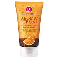 DERMACOL Aroma Ritual Scrub Body Scrub Belgian Chocolate 150 ml - Body Scrub