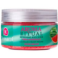 DERMACOL Aroma Ritual Body Scrub Fresh Watermelon 200 g - Body Scrub