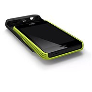 Tylt Energi Slide Power Case for iPhone 5 / 5S 2500mAh Green - Charger Case