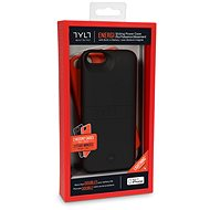 Tylt Energi Slide Power Case for iPhone 5 / 5S 2500mAh Red - Charger Case