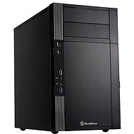 SilverStone PS07 Precision black - PC Case
