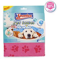 SPONTEX Pet Towel Microfibre cloth 40x80cm - Cloth