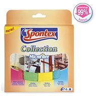 SPONTEX Collection Microfiber 4 pcs - Wipe