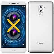 Honor 6X Silver - Mobile Phone