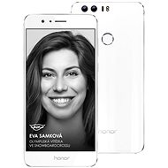 Honor 8 White - Mobile Phone