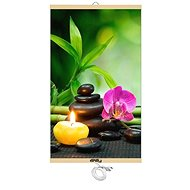 UNITY energy-saving infrared panel - orchid - Electric Heater