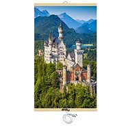 UNITY energy-saving infrared heating panel - Neuschwanstein Castle - Electric Heater