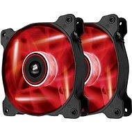 Corsair Quiet edition AF120ME red LED 2pcs - Fan