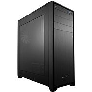 Corsair 750D Obsidian Series with transparent side panel - PC Case