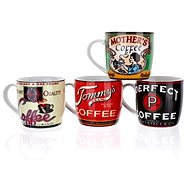BANQUET Retro Coffee A02783 - Mug