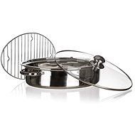 BANQUET Stainless steel pan Giusto, 3-piece set - Roasting Pan