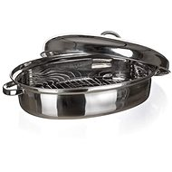 BANQUET Oval stainless steak pan AKCENT 46cm - Roasting Pan