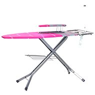 BRILANZ Professional 130x48cm, Pink A04185 - Ironing board